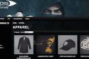 Thief, Deus Ex-branded apparel, merch in Eidos Montreal online store