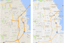 Google Maps now highlights busy neighborhoods