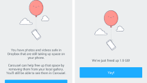 Dropbox's Carousel app now frees up phone storage for you