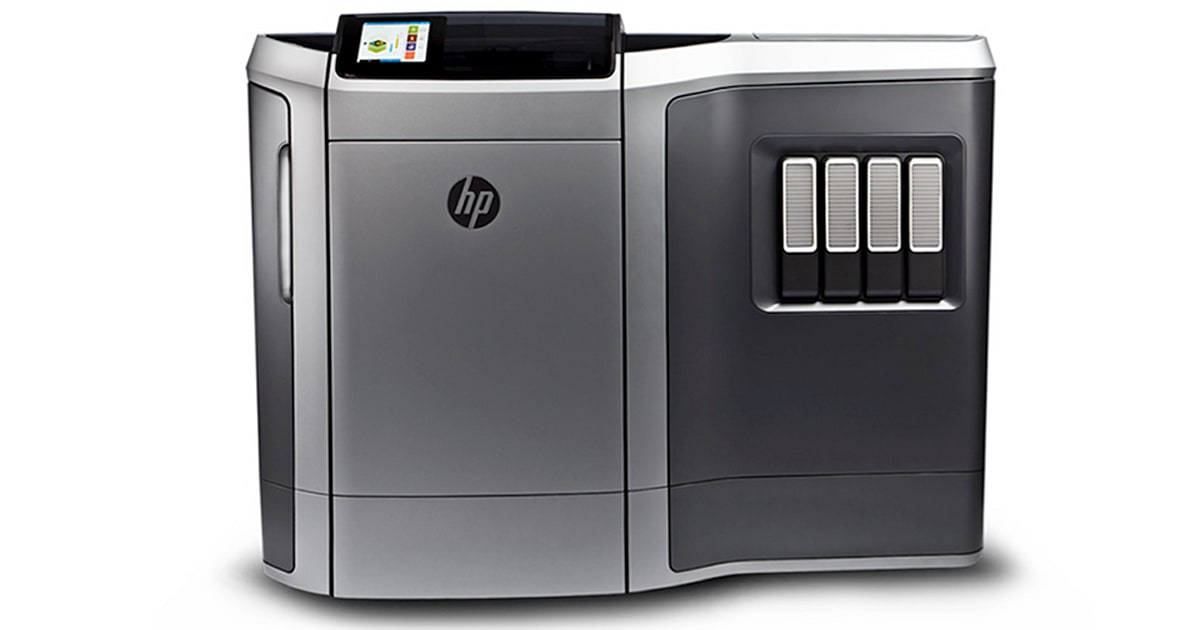 HP wants to be a 3D printing giant with new 'Multi Jet ...