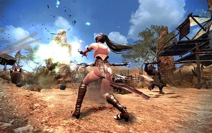 Vindictus welcomes back vets with Lucky Leaf update