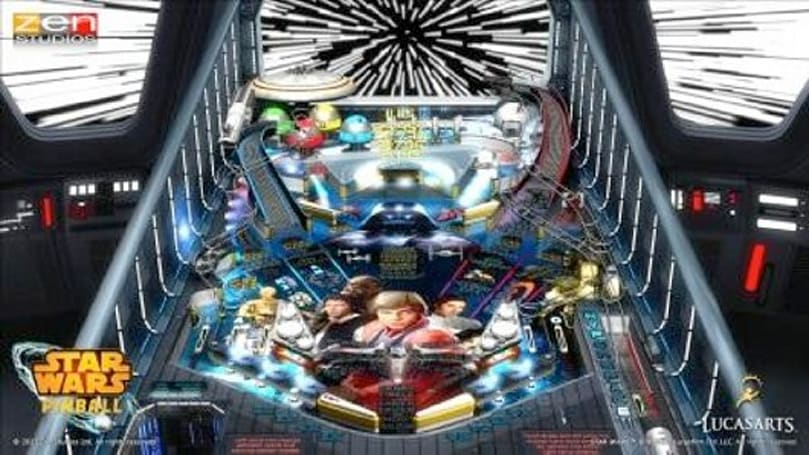 Star Wars Pinball experiences issues on Windows 8