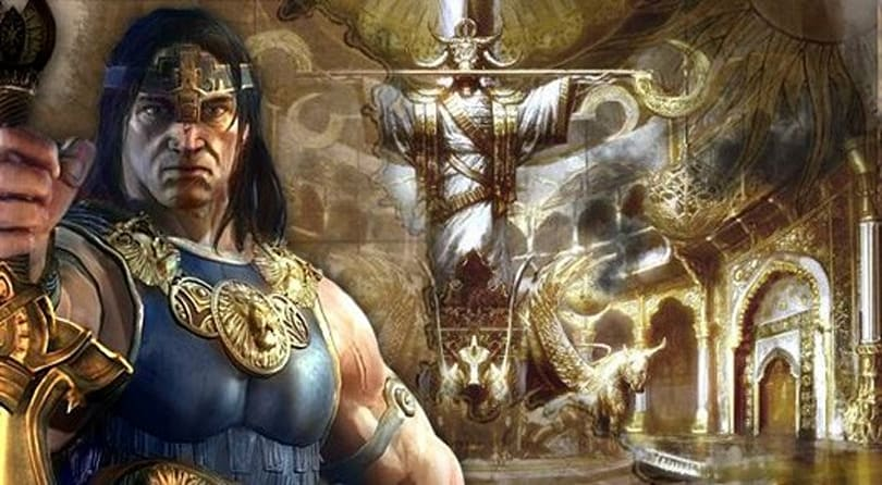 Age of Conan dev update outlines a year's worth of content