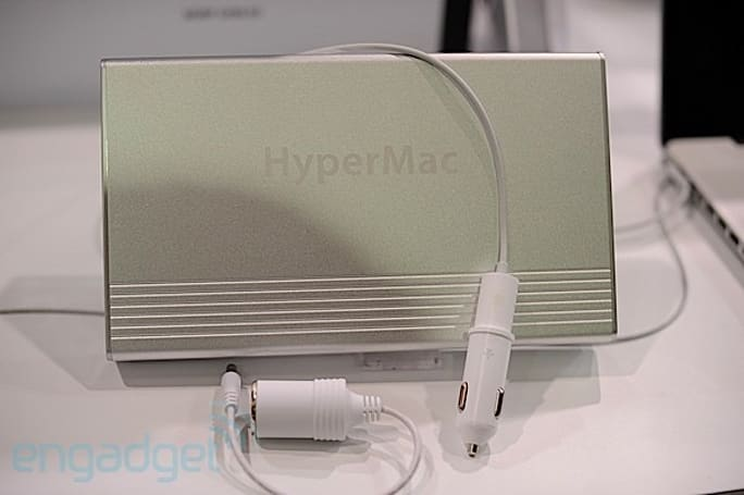 HyperMac responds with vengeance, and non-patent infringing adapter