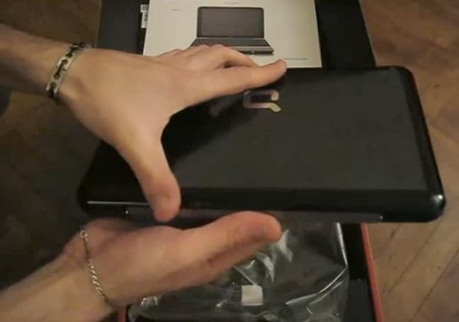 Video: HP Compaq Mini 700 unboxed