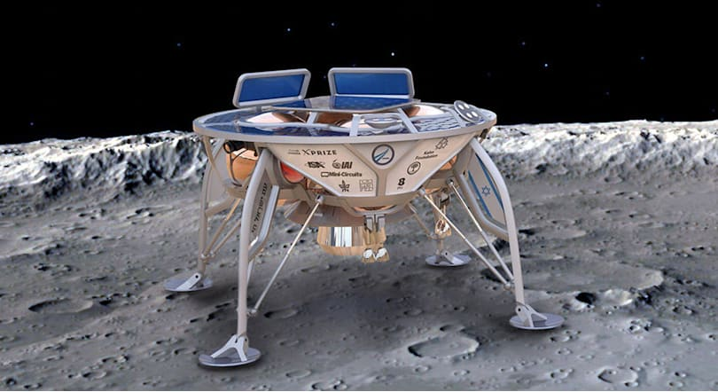 Google announces the five Lunar Xprize finalists