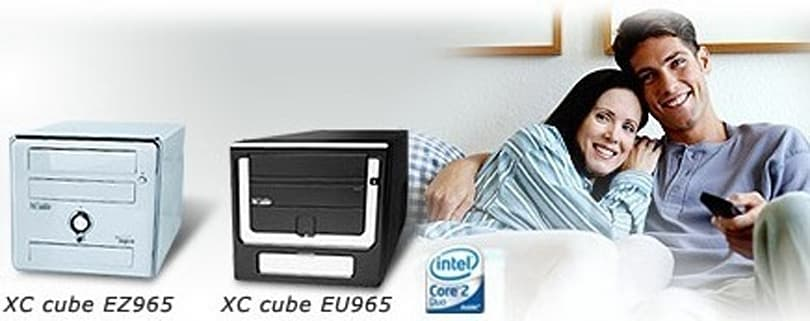 AOpen's XC cube EZ/EU965 brings couples together