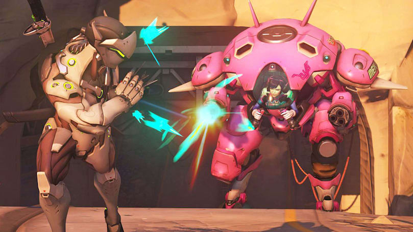 'Overwatch' was June's best-selling game, even with a handicap