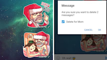 Telegram's unsend feature can help prevent texting regret