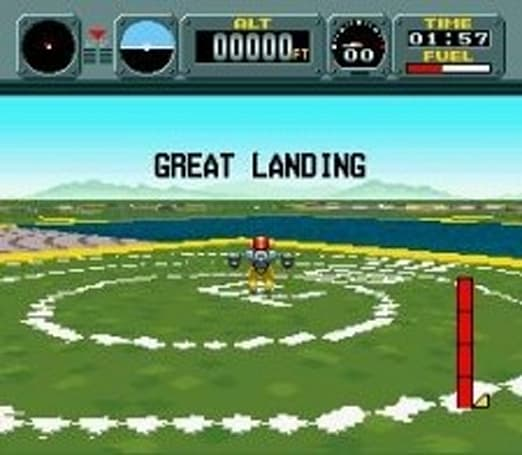 European Nintendo downloads: Pilotwings (finally)