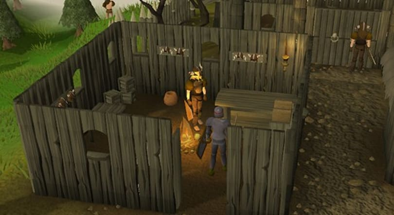 Bonus round: RuneScape kicks off a weekend of extra XP gain