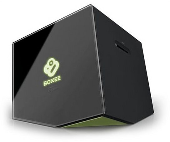 Boxee Box owners can be thankful for their first firmware update