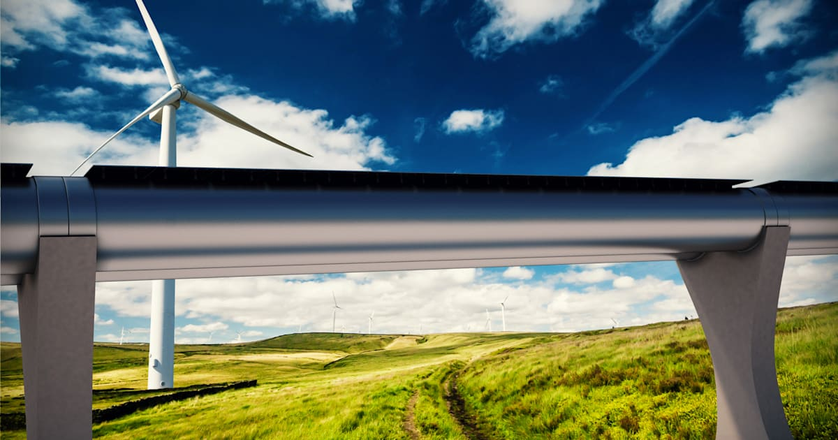 Hyperloop Company to Develop its Technology in France