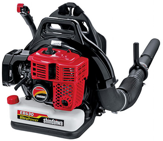 Shindaiwa backpack blowers recalled due to fire hazard