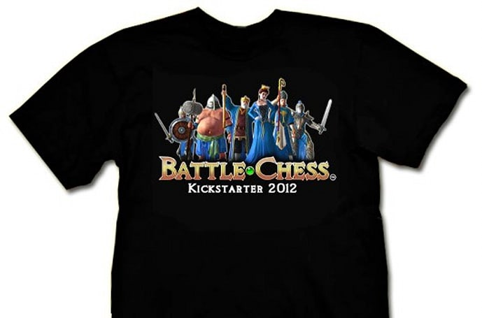 Battle Chess remake moves to Kickstarter for multiplayer funding