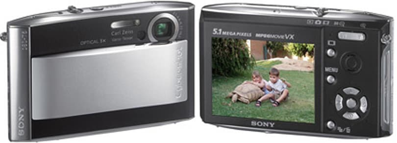 Sony offers repair on 416,000 Cyber-shot cameras