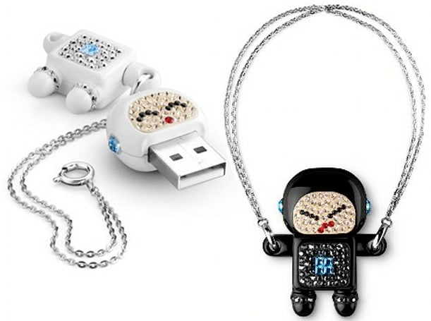 Charmed by Philips' latest Active Crystals USB drives