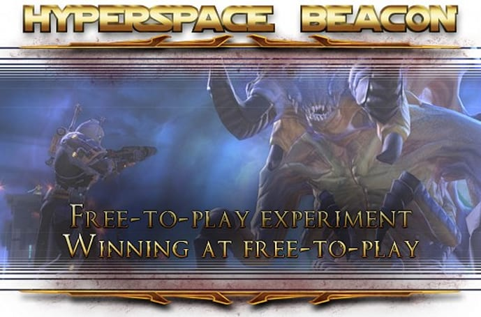 Hyperspace Beacon: Winning at SWTOR's free-to-play