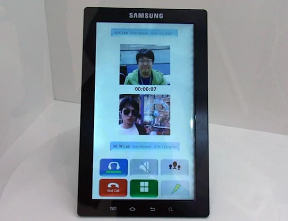 Samsung preparing a 10.1-inch Galaxy Tab 2 with Honeycomb for this Sunday?