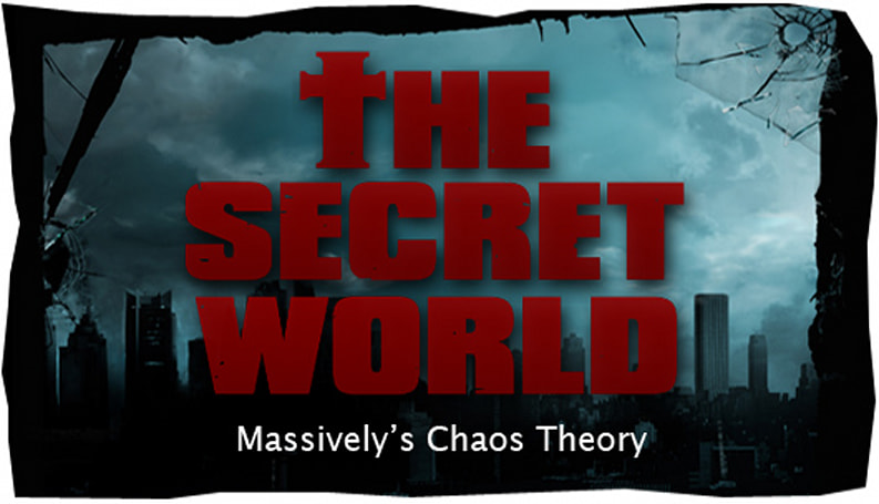 Chaos Theory: The Christmas devil cometh to The Secret World