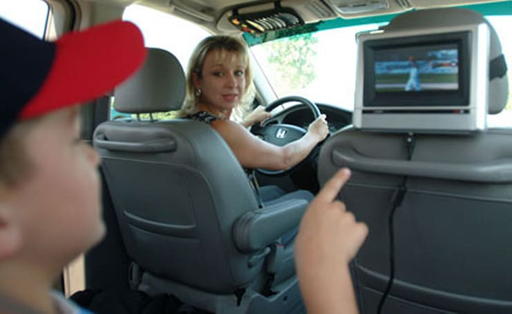 Intelligent dashboard could shut off distractions to improve reaction times