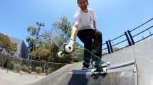 Schade aber toll: Das Glas-Skateboard