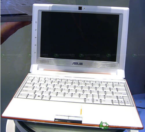 The 10-inch Eee PC, hiding in plain sight?