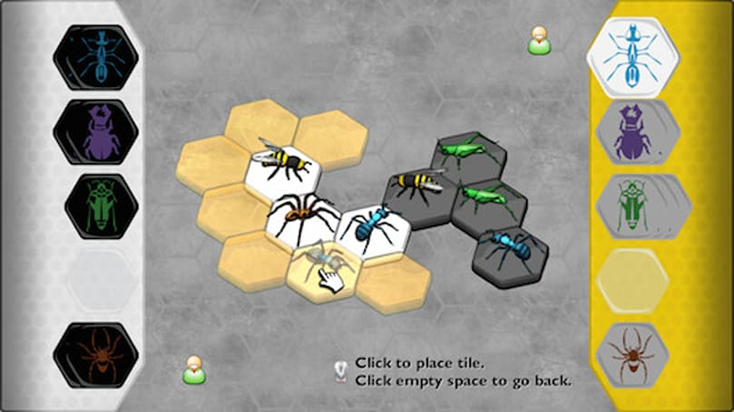 PC tabletop adaptation Hive swarms Steam for its queen
