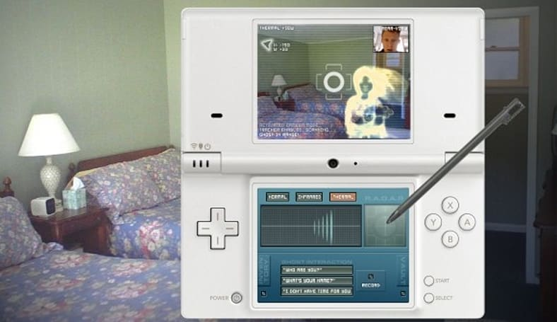 Ghostwire augmented reality game coming to your creepy motel room, DSi in 2010