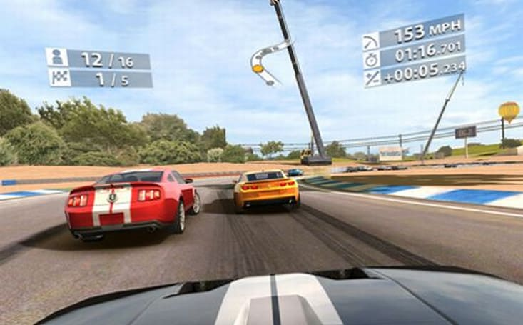 Real Racing 2, Grand Theft Auto, others on sale this weekend