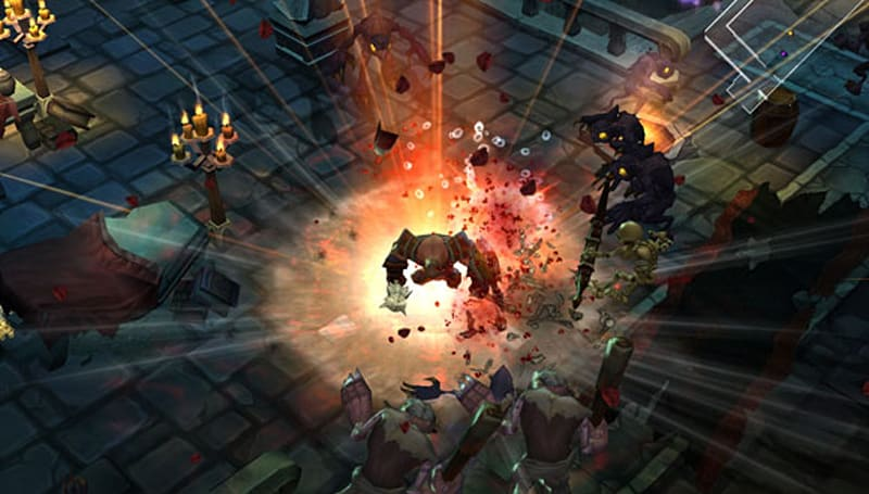 Chinese MMO developer accused of plagiarizing Torchlight backs down
