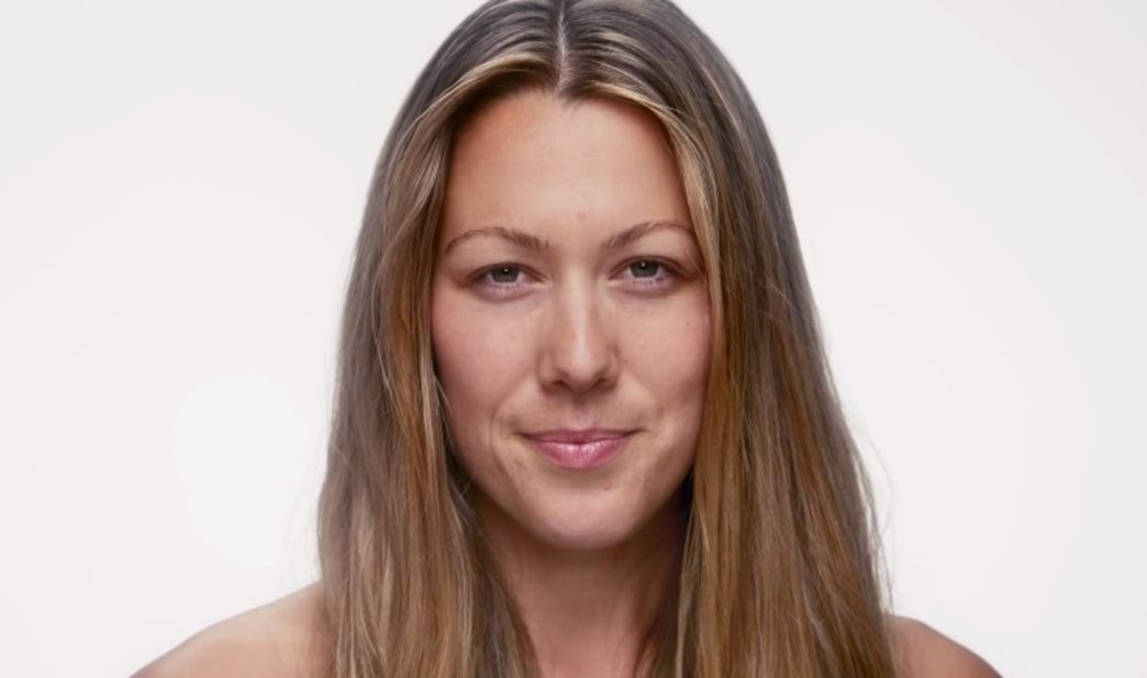 Colbie Caillat goes without makeup for bold and inspiring new video