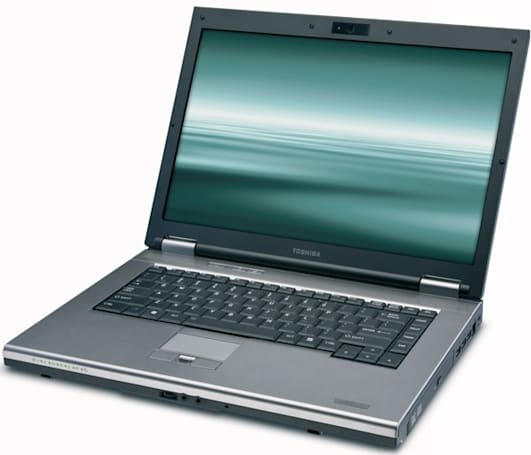 Toshiba's Satellite Pro S300-EZ2521 is as bland as they come