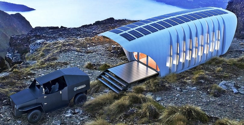 Inhabitat's Week in Green: Off-grid homes and fold-up planes