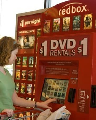 Redbox to delay renting Warner movies in return for lower costs and access to Blu-ray