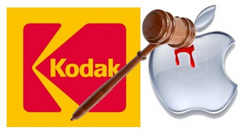 ITC judge rules against Apple in patent infringement case, Kodak smiles