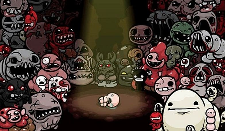 The Binding of Isaac: Rebirth starts over on consoles with Nicalis