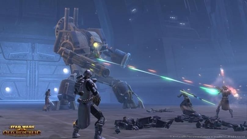 The Old Republic opens the beta blast doors for its final testing weekend
