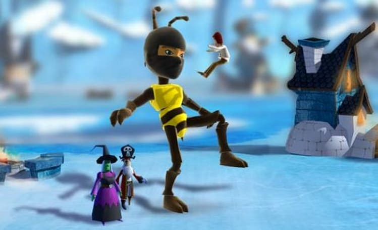 World of Keflings dev NinjaBee to debut 'Nutjitsu' at PAX East