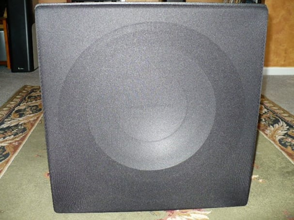 Elemental Designs' A7S-450 subwoofer is Audioholics tested, basshead approved