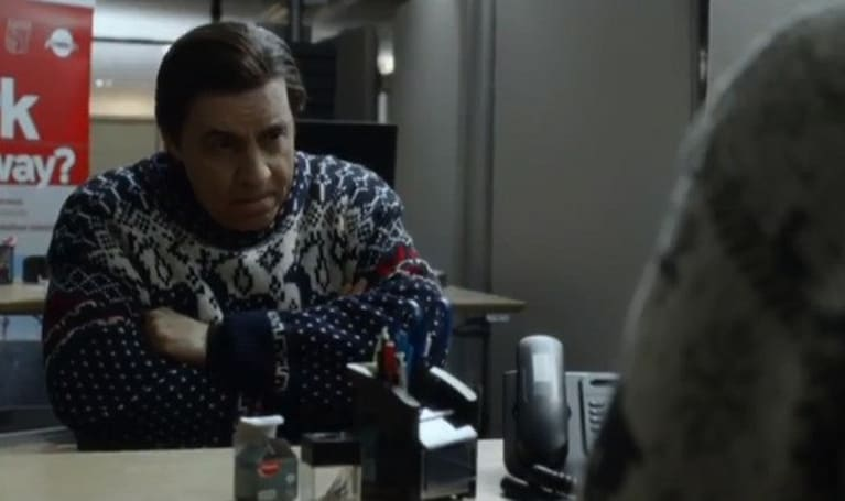 Lilyhammer (or: 'Silvio in Norway') now streaming on Netflix