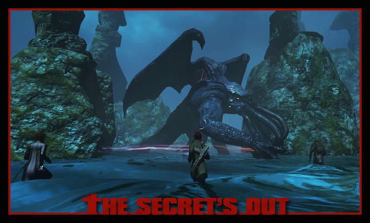 The Stream Team: The Secret World's First Nightmare (dungeon)