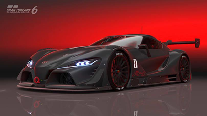 Gran Turismo 6 gets its first original track in 1.12 update