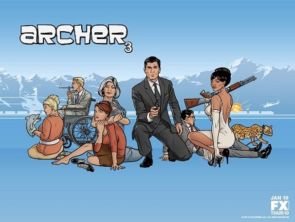'Archer' may take a shot at a Pinball FX 2 table, it's all Twitter's fault