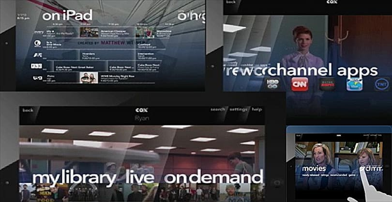 Cox doubles down on live streaming with new TV app