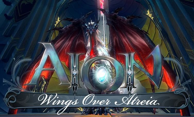 Wings Over Atreia: Aion 3.5 comes alive this October!