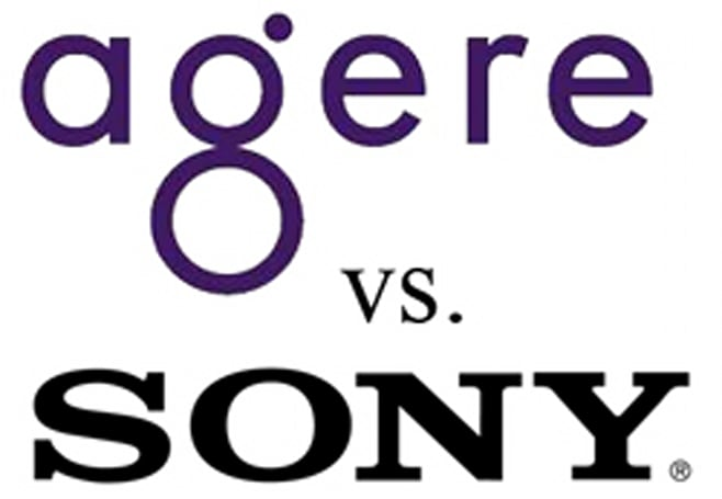 Sony hit with another patent infringement suit