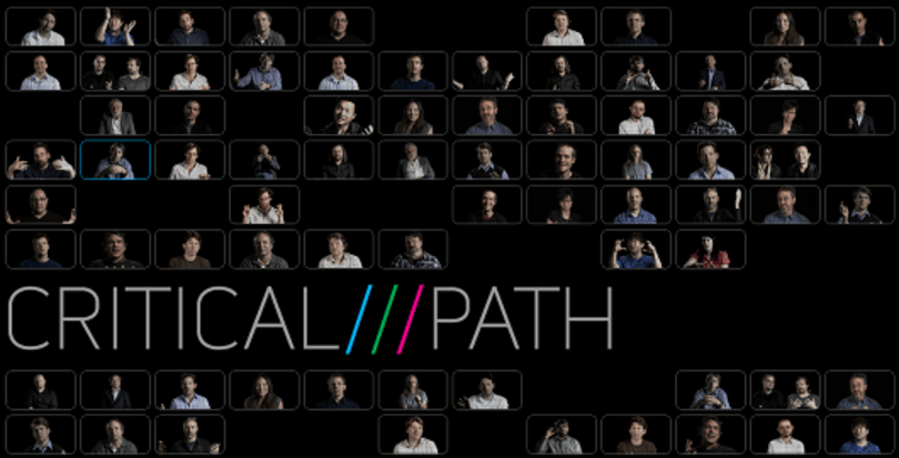 Critical Path, more than an archive of interviews with your favorite devs