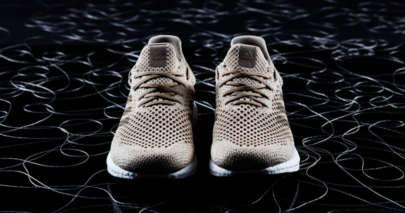 Adidas' latest innovation is a pair of biodegradable sneakers