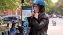 Fahrradhelm aus Papier holt James Dyson Award